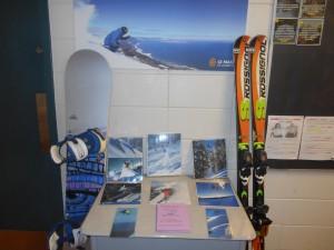 Voyage de ski Massif - Sainte-Anne